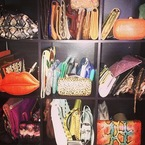 Louis Roe. A handbag addict like us?