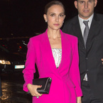 CELEBRITY TREND: How to wear hot pink