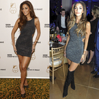 Nicole Scherzinger's answer to boots v shoes?
