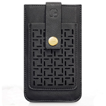 covert collection Lexi for phone case in black - gadgets - handbag.com