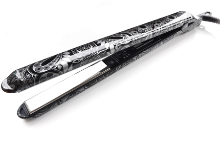 Paisley Print Hair Straighteners