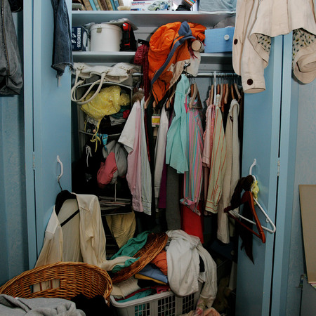 Messy bedroom - declutter you life - ways to make money - life advice - handbag.com