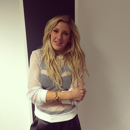 Top: Ellie Goulding