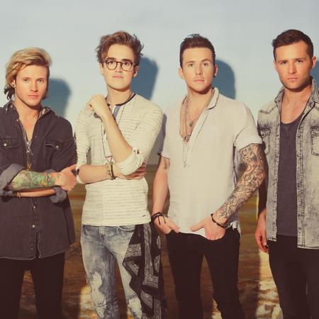mcfly - dougie - tom - danny - harry - interview about miley cyrus man crushes - handbag.com