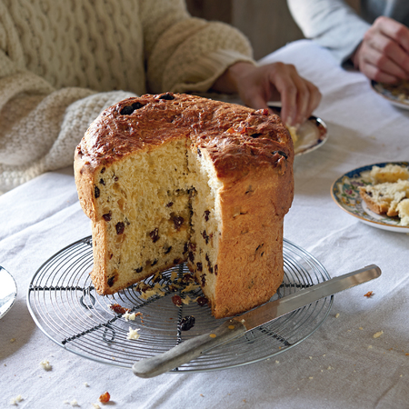 Great British Bake Off panettone recipe - food and drink - handbag