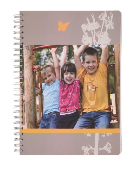 Photobox personalised notebook