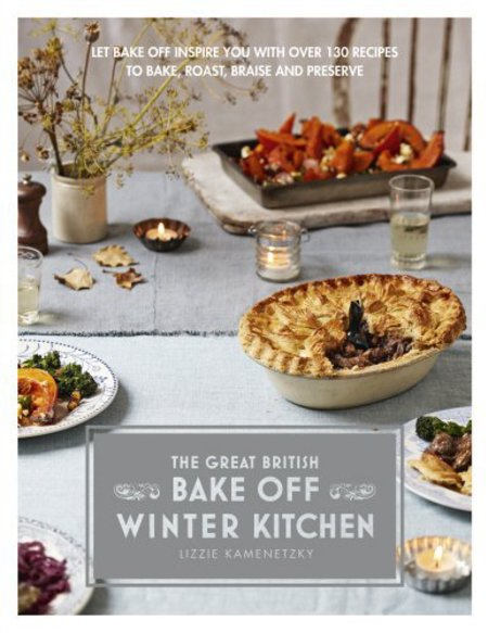 The Great British Bake Off Winter Kitchen recipe book