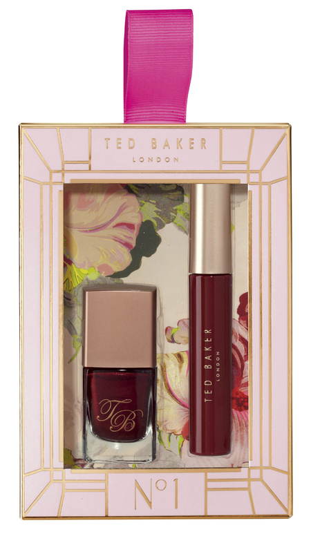Ted Baker Nail and Lips set