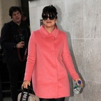 Lily Allen goes designer for Radio 1