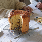 Great British Bake Off panettone recipe
