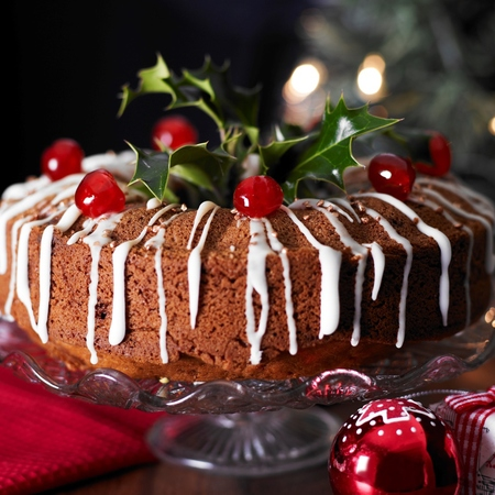 Christmas bundt cake recipe with ginger and cinnamon - food and drink - handbagcom
