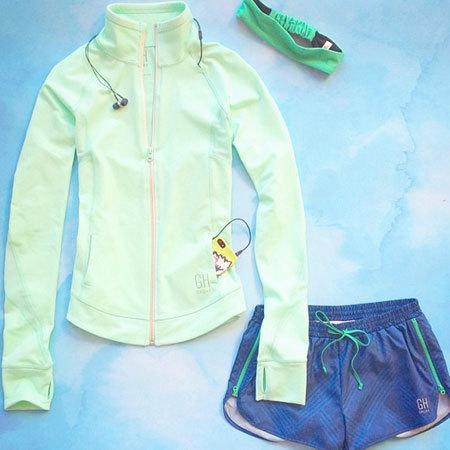 Gilly Hicks workout clothes -fashion - handbag.com