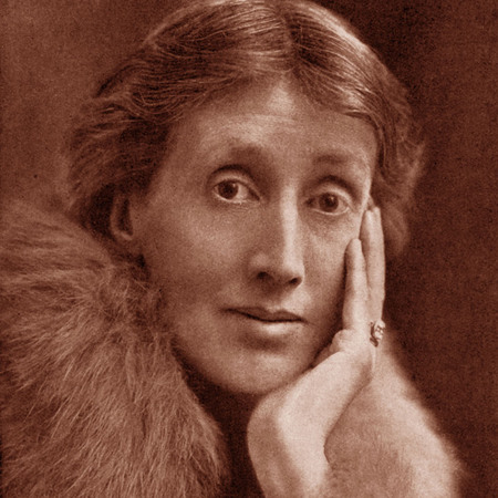 virginia woolf photograph - inspirational women - famous writer and author - handbag.com