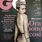 GQ mocks the world for caring about Miley Cyrus