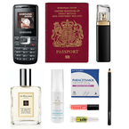 What's in my handbag: Rebecca Ferguson's YSL