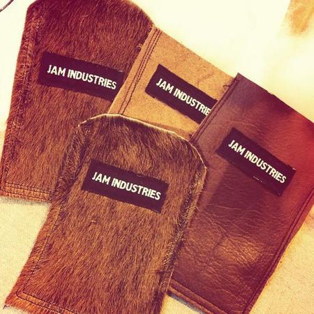 Andy Jordan - jam industries - leather smartphone cases - too much even for made in chelsea fans - handbag.com