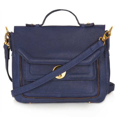 topshop satchel - navy blue - nigella lawson - court case - handbag.com