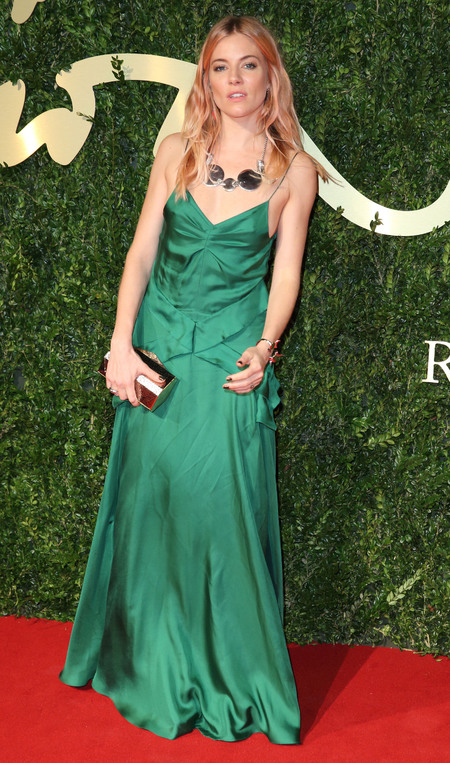 British Fashion Awards: Red carpet pics