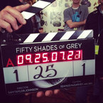Fifty Shades of Grey has started filming. Finally.