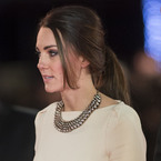 Wait, Kate Middleton's done something with her hair