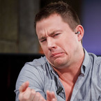 Channing Tatum's 'fappy' with his weight
