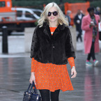 Fearne Cotton shows off new engagement ring