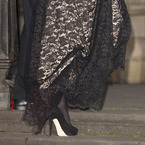 Kate Middleton sparks tights debate