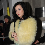 Hurrah! Katy Perry looks fun in Chanel again