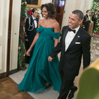 Michelle Obama knows how to rock a frock