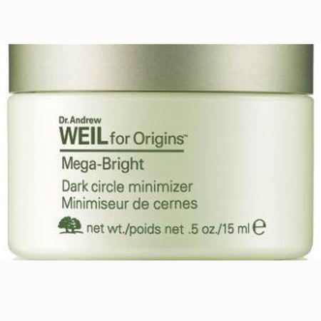 Origins dark circle minimiser eye cream