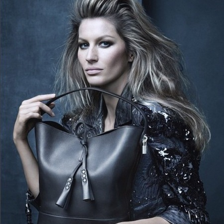 gisele for marc jacobs last louis vuitton campaign - louis vuitton muses - new handbag - handbag.com