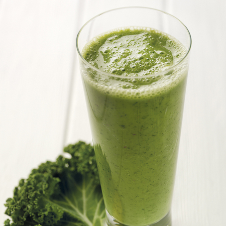 Pineapple, kale and apple detox diet smoothie recipe - food and drink - handbag.com