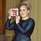 Hair How To: Adele's MBE beehive