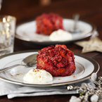 The best Dukan Diet plum pudding recipe