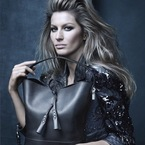 Gisele or the Louis Vuitton handbag?