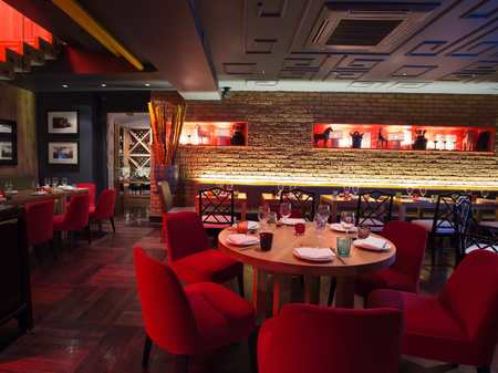 Brompton Asian Brasserie - Knightsbridge restaurant review - restaurants in London - London bar - city guide - going out - dining out - food and drink - handbag.com