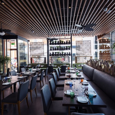 Brompton Asian Brasserie - Knightsbridge restaurant review - restaurants in London - city guide - going out - dining out - food and drink - handbag.com