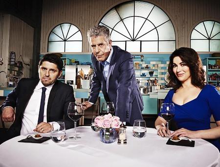Nigella Lawson, Anthony Bourdain and Ludo Lefebvre - The Taste - food and drink news - handbagcom