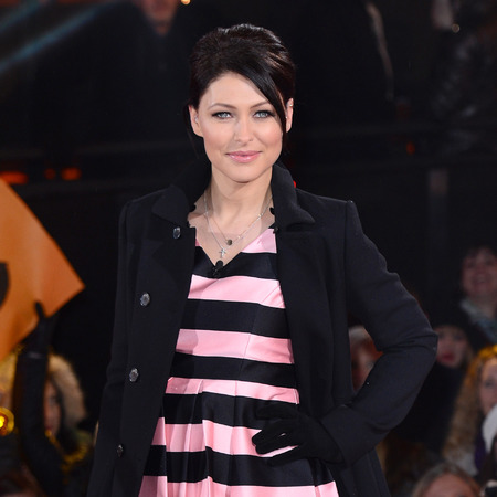 emma willis - cbb eviction outfit clothes - topshop dress - hobbs coat - fashion style - handbag.com