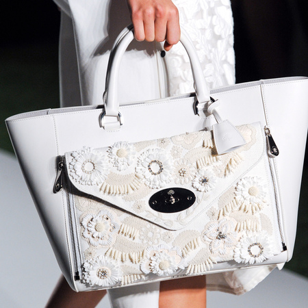 mulberry white lace willow handbag for ss14 - best designer handbags for spring summer 2014 - white leather handbag.jpg