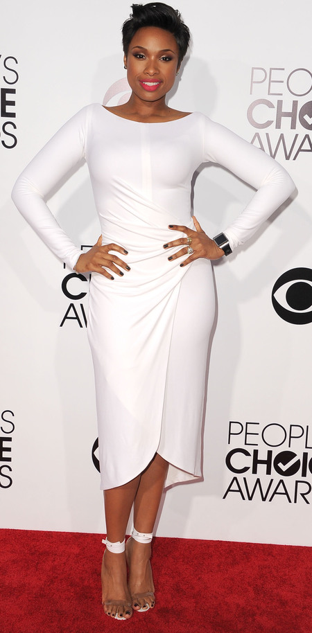 Jennifer Hudson at People's Choice Awards 2014