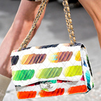 Chanel's SS14 bags up close