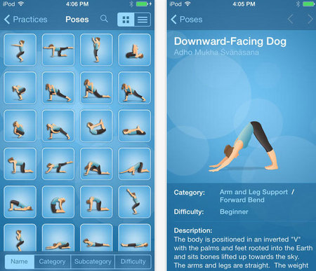 Pocket Yoga paid for diet and fitness app - life news - handbagcom