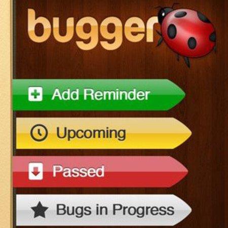 Bugger reminder app - apps to give you a reality check - life news - handbagcom