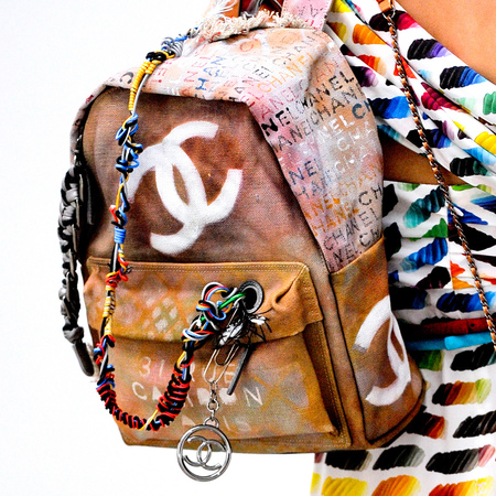 chanel backpack - chanel spring summer 2014 bags - quirky designer bags - handbag.com