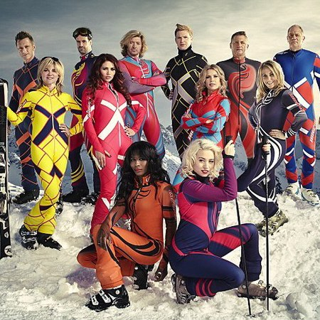 the jump - line-up - channel 4 - reality tv - amy childs - sinitta - handbag.com