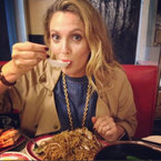 The strangest celebrity pregnancy cravings