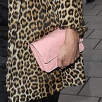 Kate Moss' pink Chanel birthday bag