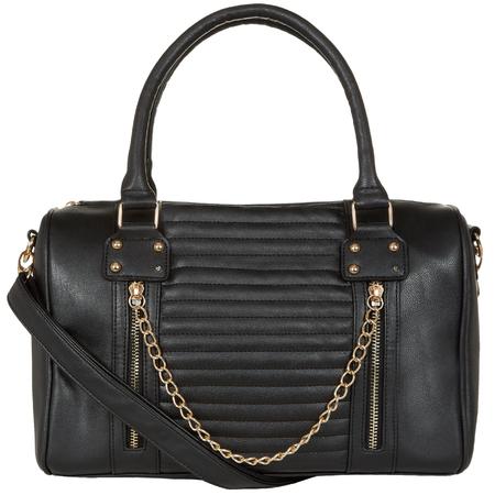 black handbag - primark spring summer 2014 - highstreet handbag trends - handbag.com