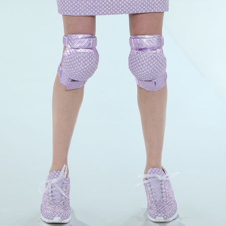 Karl Lagerfeld Chanel Couture running shoes SS14 - Fit Kit - life news - handbagcom